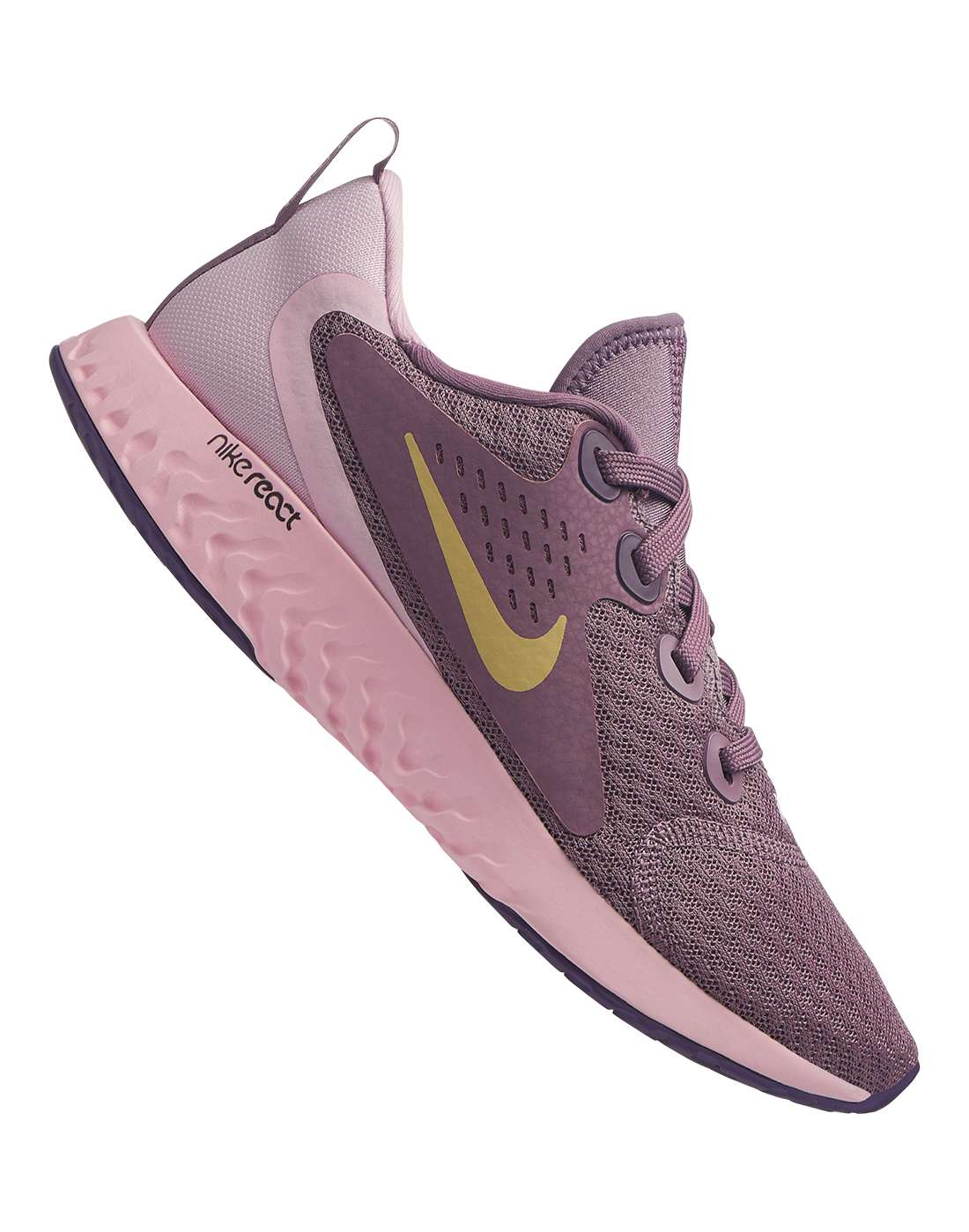 396072973abc3a Girl s Purple Nike Legend React