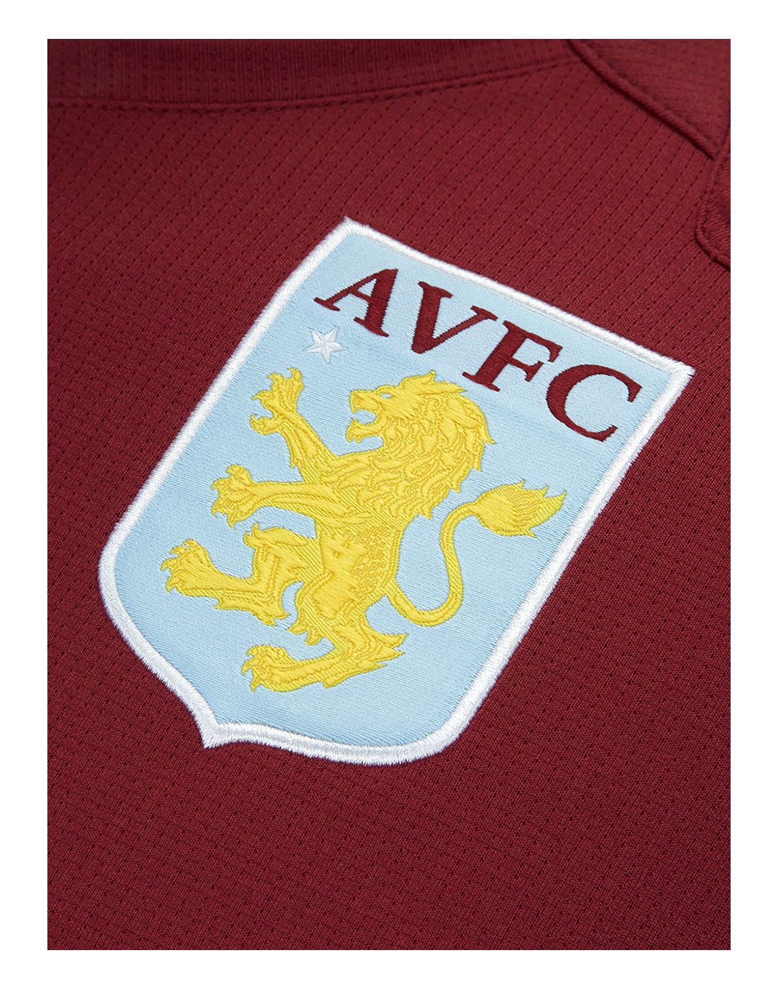 Kappa Mens Aston Villa Home 19/20 Jersey | Life Style Sports