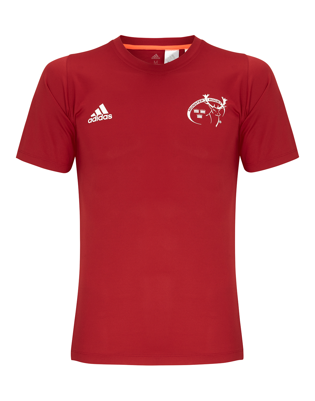 7368e0ba3 Red Munster adidas Performance T-Shirt 19/20   Life Style Sports
