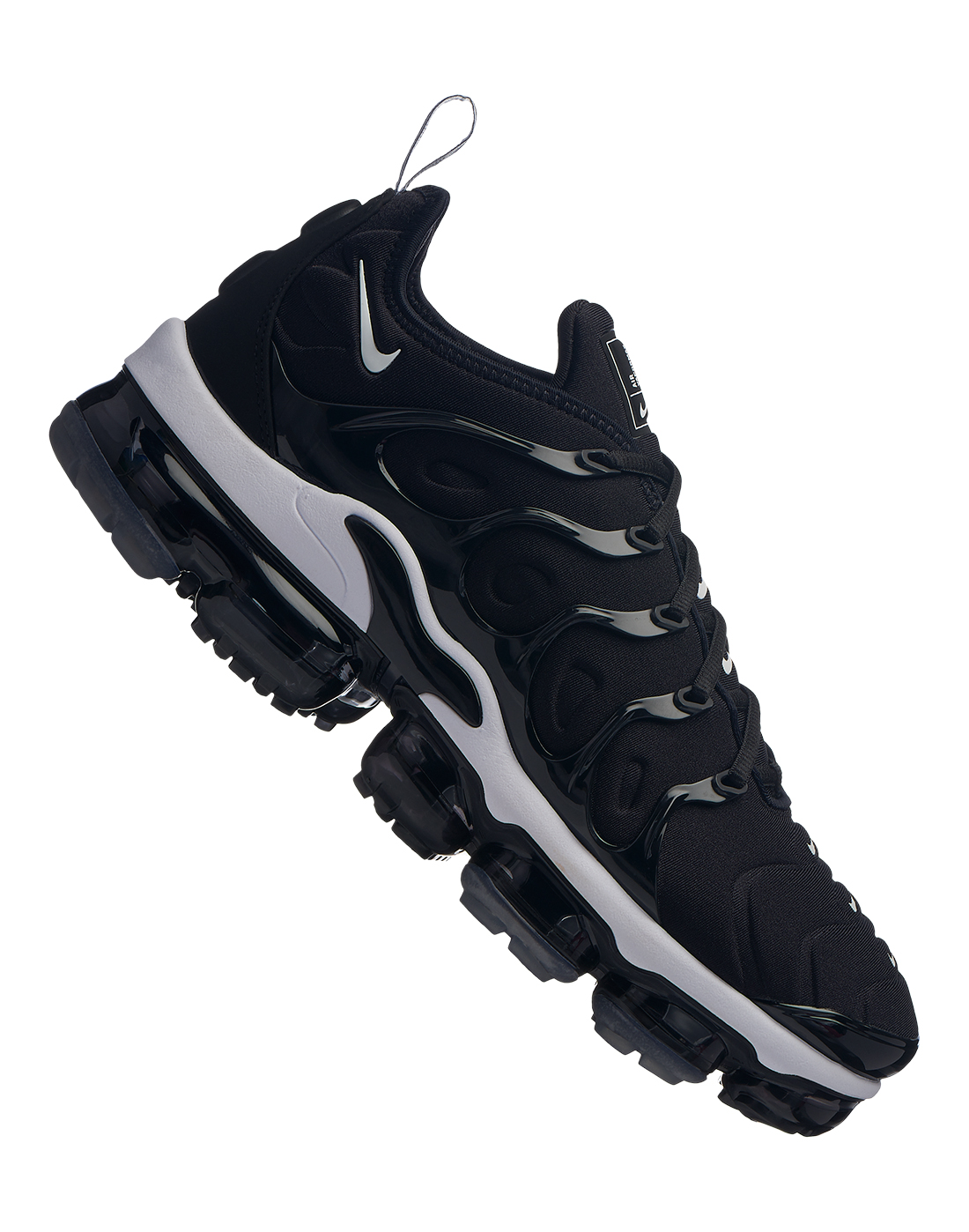 finest selection 7d252 e0a09 Women's Black NIke VaporMax Plus Trainers | Life Style Sports
