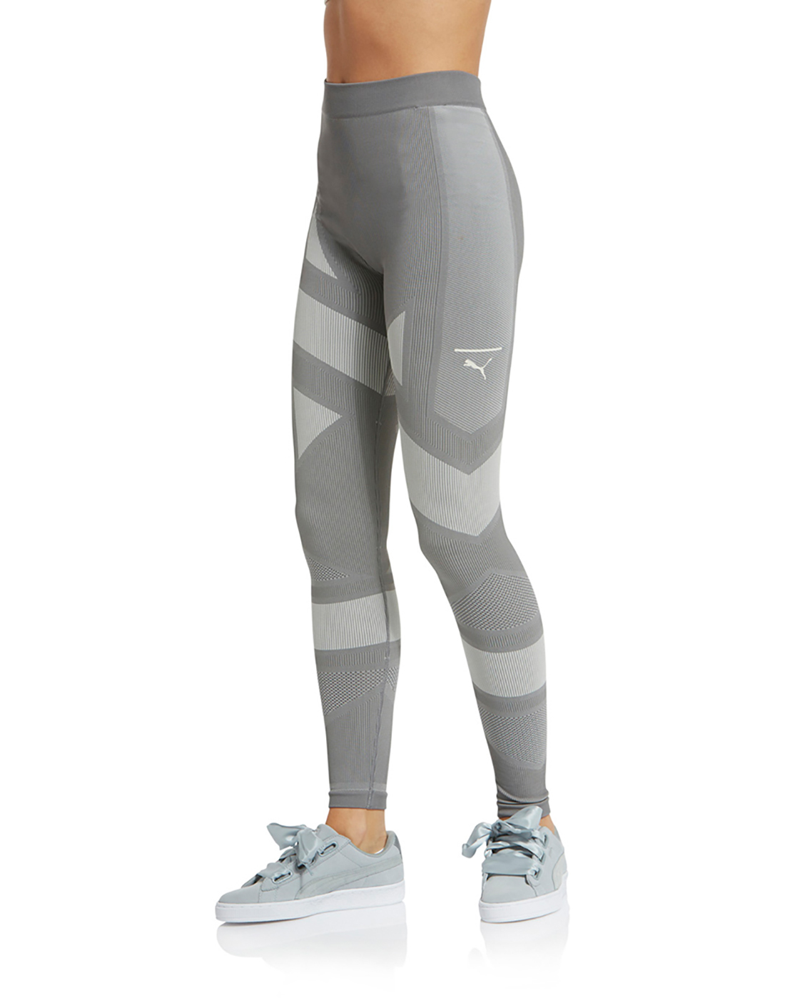 b2e5930b11026b Puma Womens Evo Knit Legging | Life Style Sports