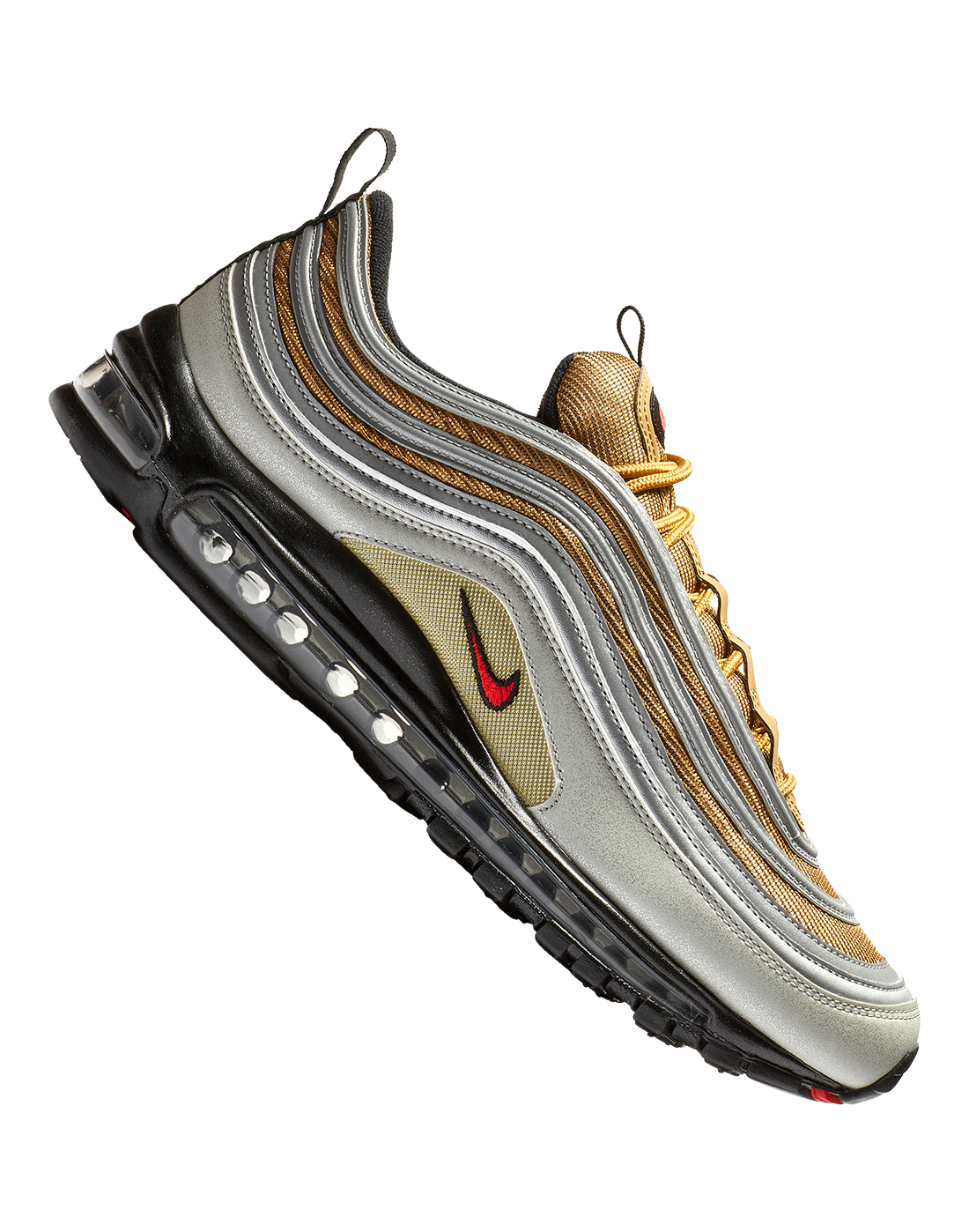795b0a65 Men's Gold & Silver Nike Air Max 97 | Life Style Sports