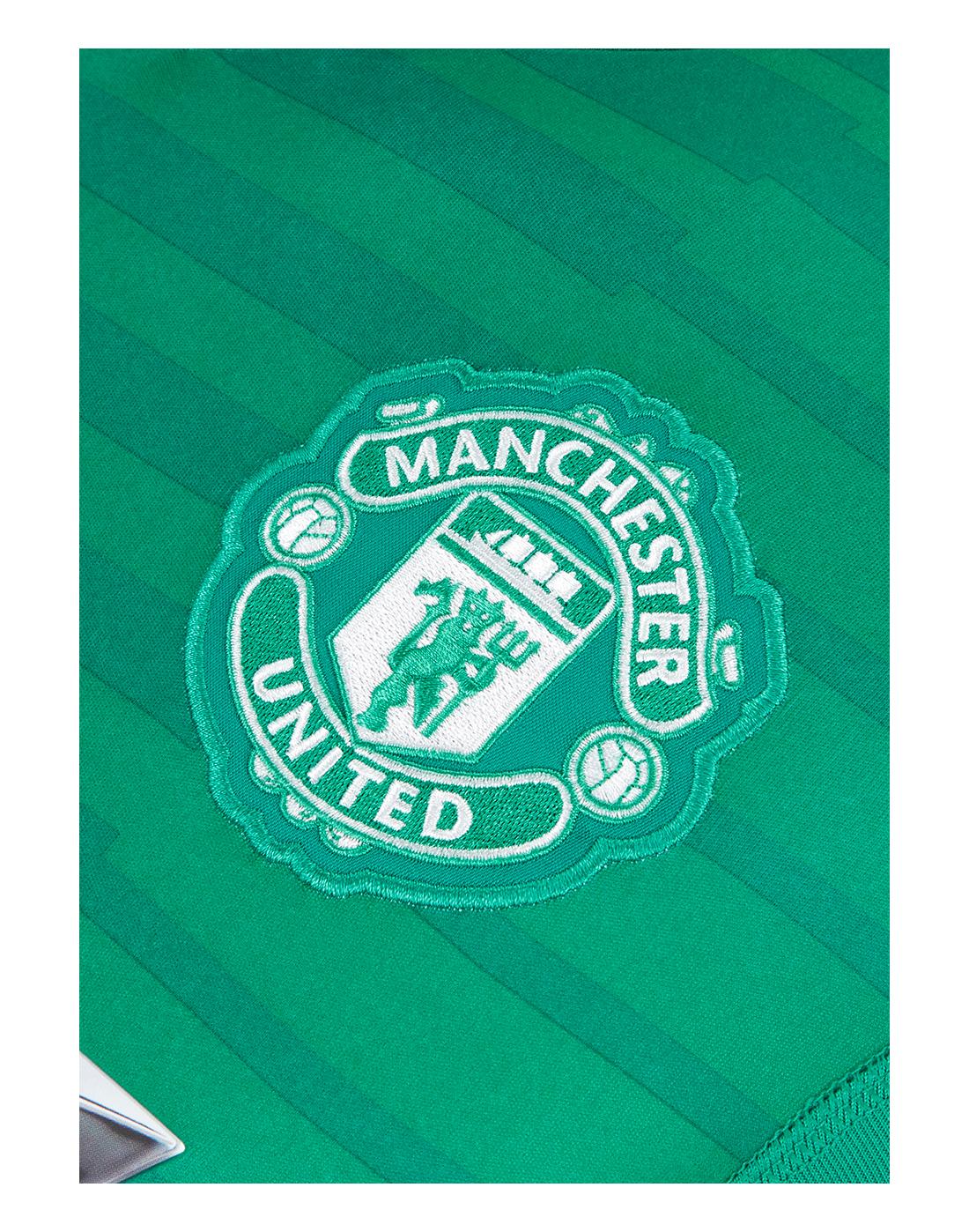 d14847dacf5 Man United 18 19 Goalkeeper Home Jersey