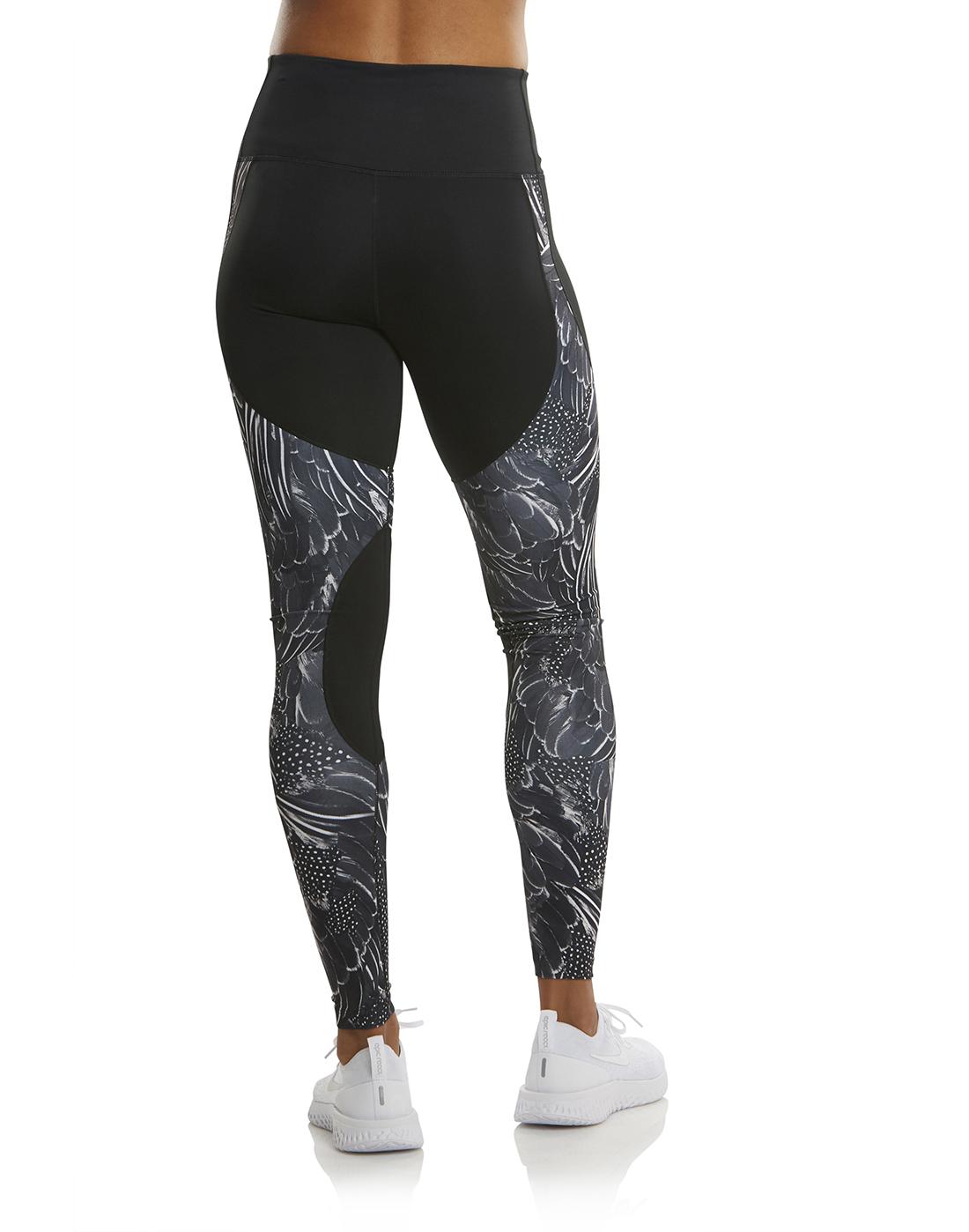 Flutter Print Nike Womens Power Gym Tight Women davidoptika.hu