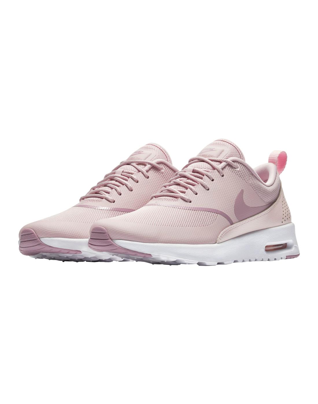 Detener Ordenado sonido  Women's Nike Air Max Thea | Pink | Life Style Sports