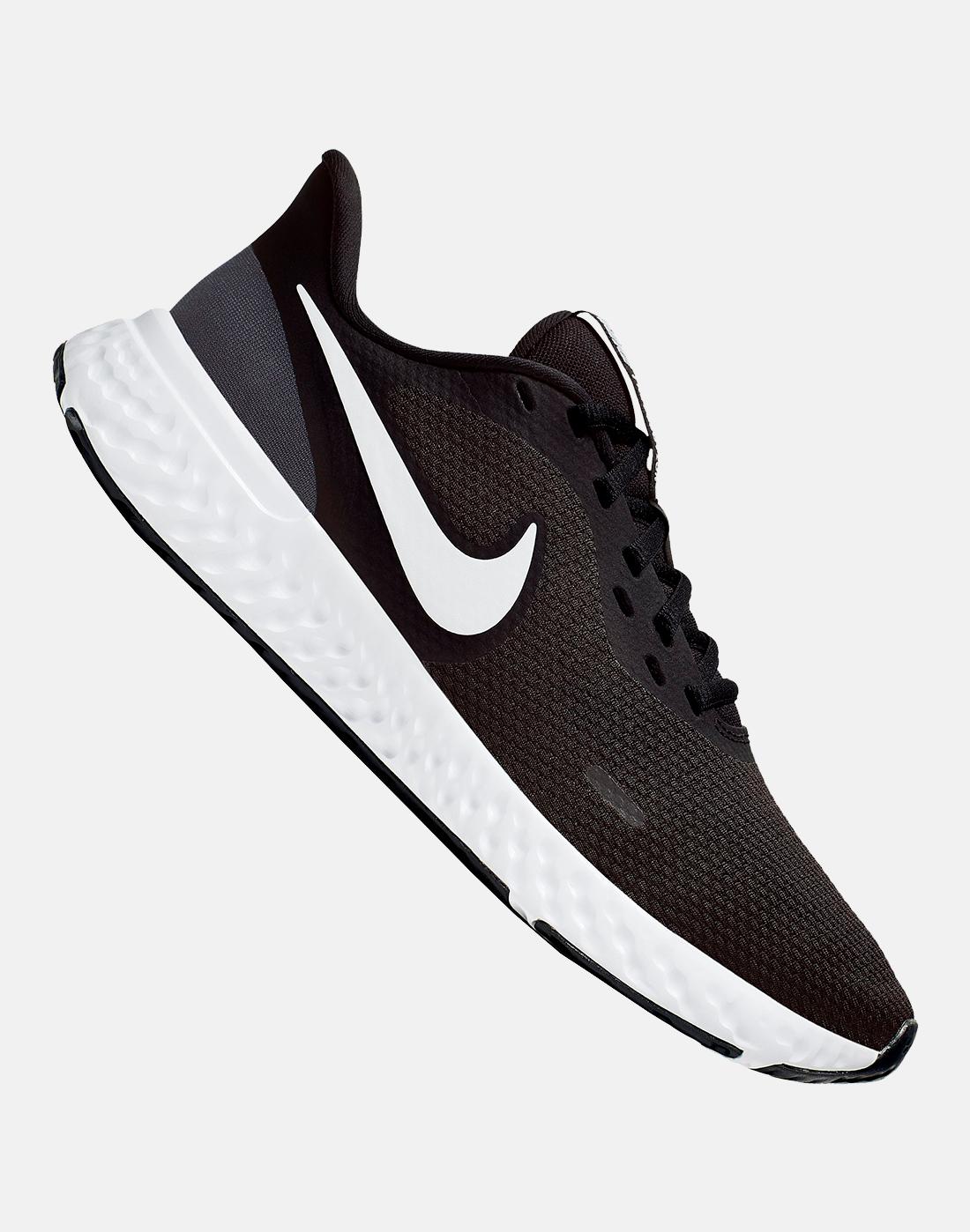 Nike Womens Revolution 5 - Black | Life