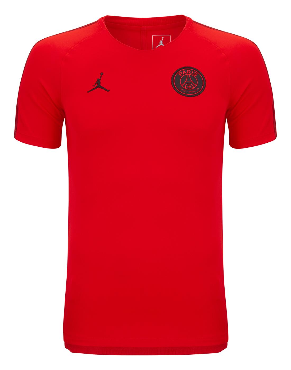 f48d645392b Nike Adult PSG Jordan Training Jersey | Life Style Sports