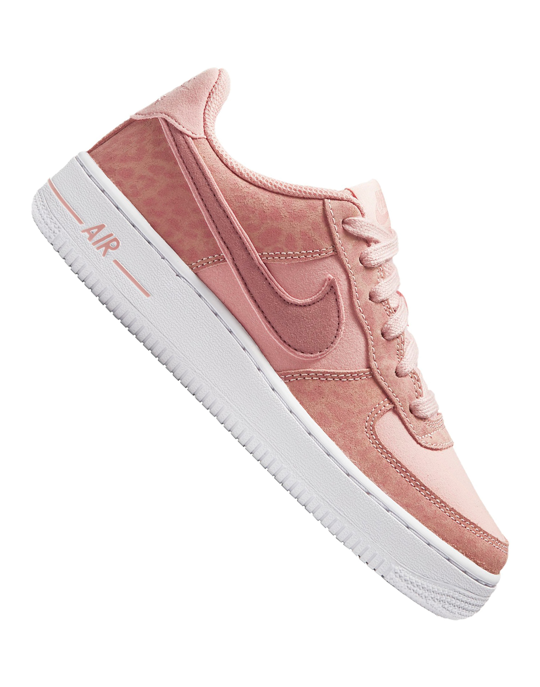 24d13d3326 Girls Nike Air Force 1 | Pink | Life Style Sports