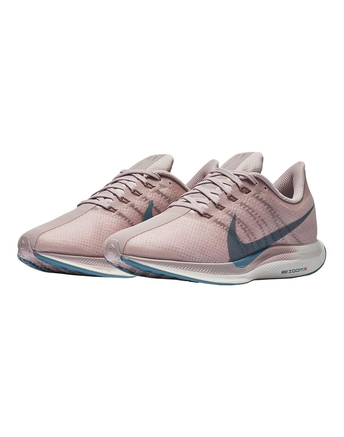 aa2e12136fd Women s Pink Nike Pegasus 35 Running Shoes