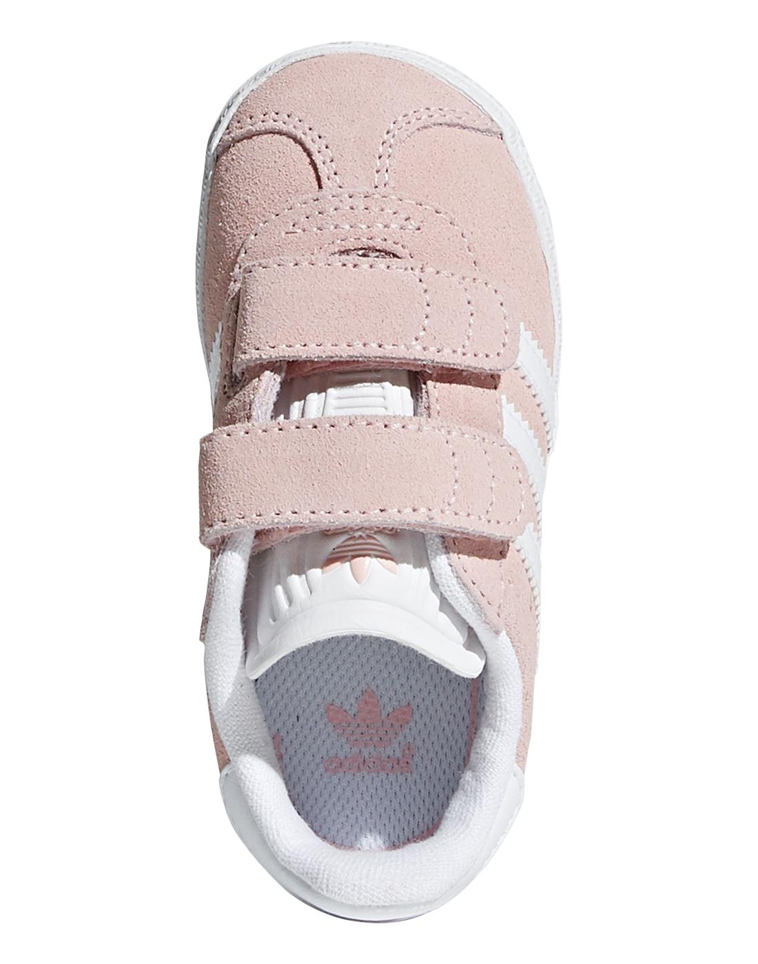 d36f3208adeb85 adidas Originals. Infant Girls Gazelle. Infant Girls Gazelle · Infant Girls  Gazelle · Infant Girls Gazelle