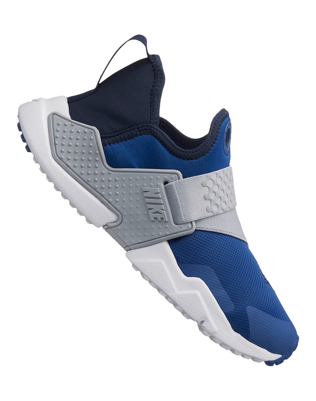 08d4261c868f1 Kids Blue Nike Huarache Extreme