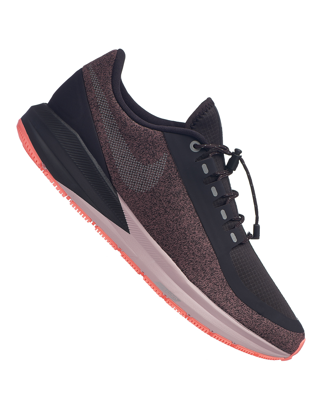 c80ad8fd683b Women s Red   Black Nike Air Zoom Structure Runners