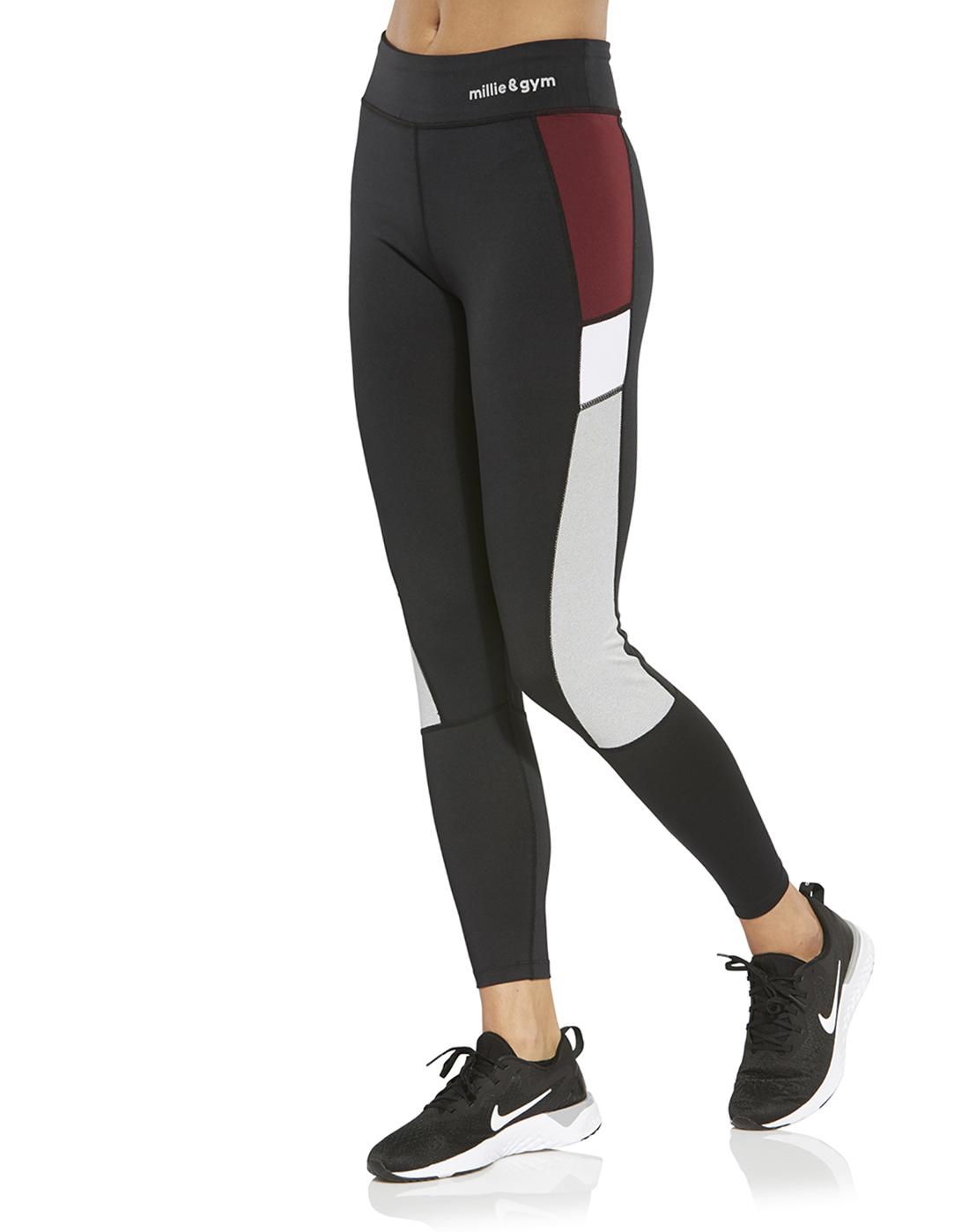 3659d2cd4c27b millie & gym Womens Steph Leggings | Life Style Sports
