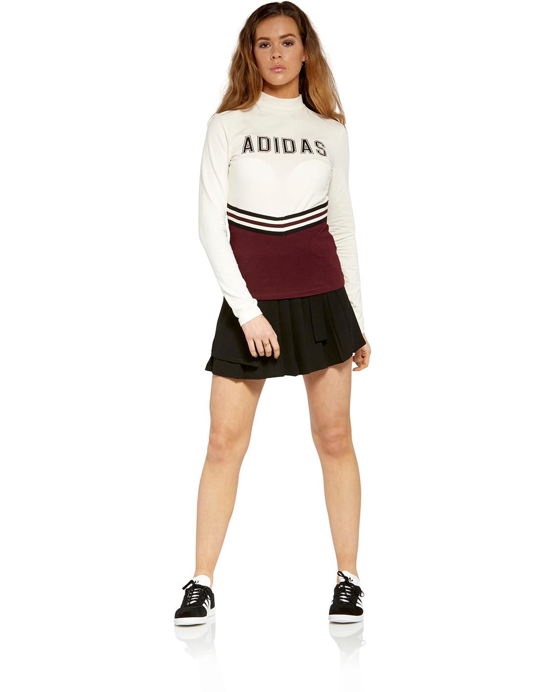 Womens Adidas Originals T Shirt