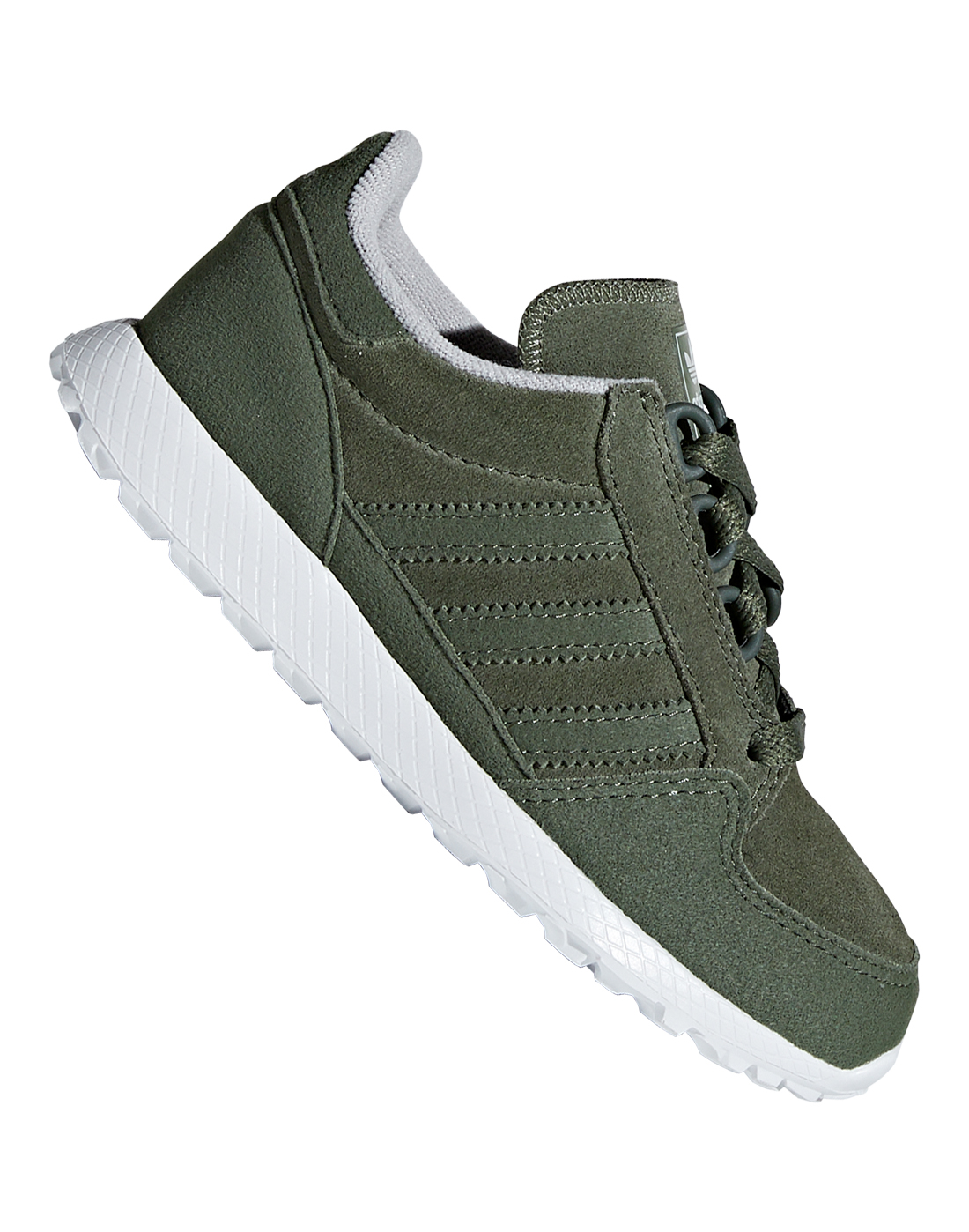 a76ed29af4d Young Kid's Green adidas Forest Grove | Life Style Sports
