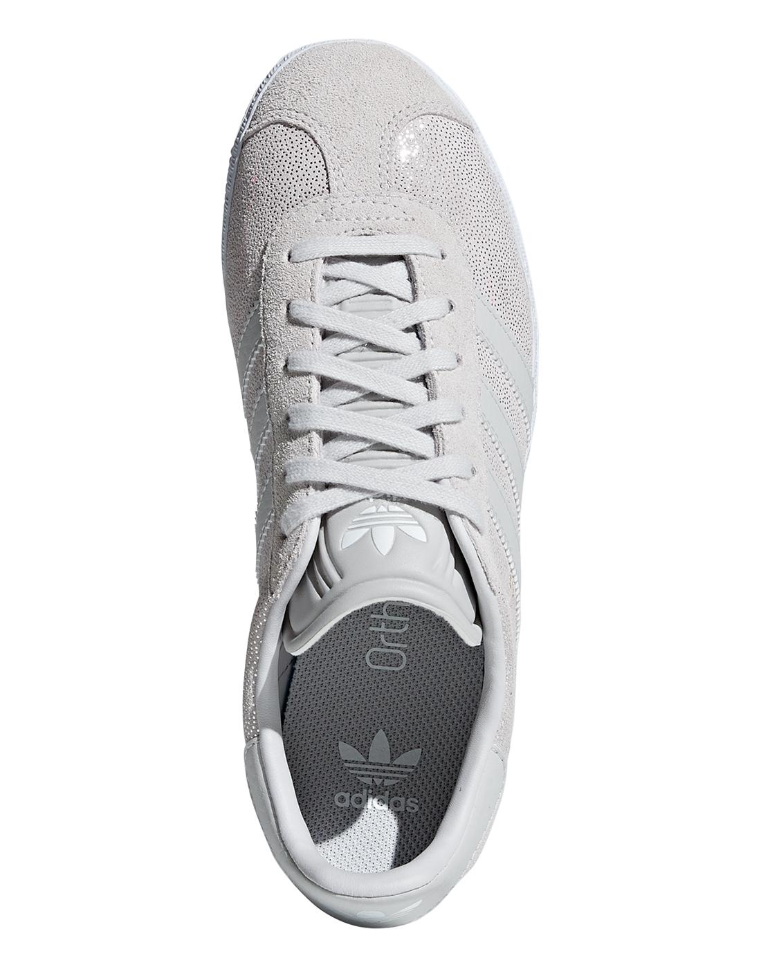 adidas gazelle glitter