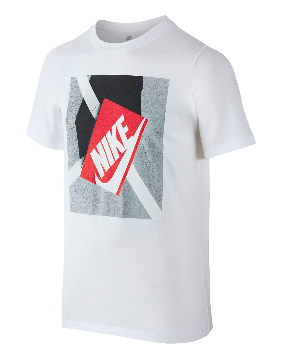 19dbd437ad58e Nike Older Boys Shoe Box T-Shirt | Life Style Sports