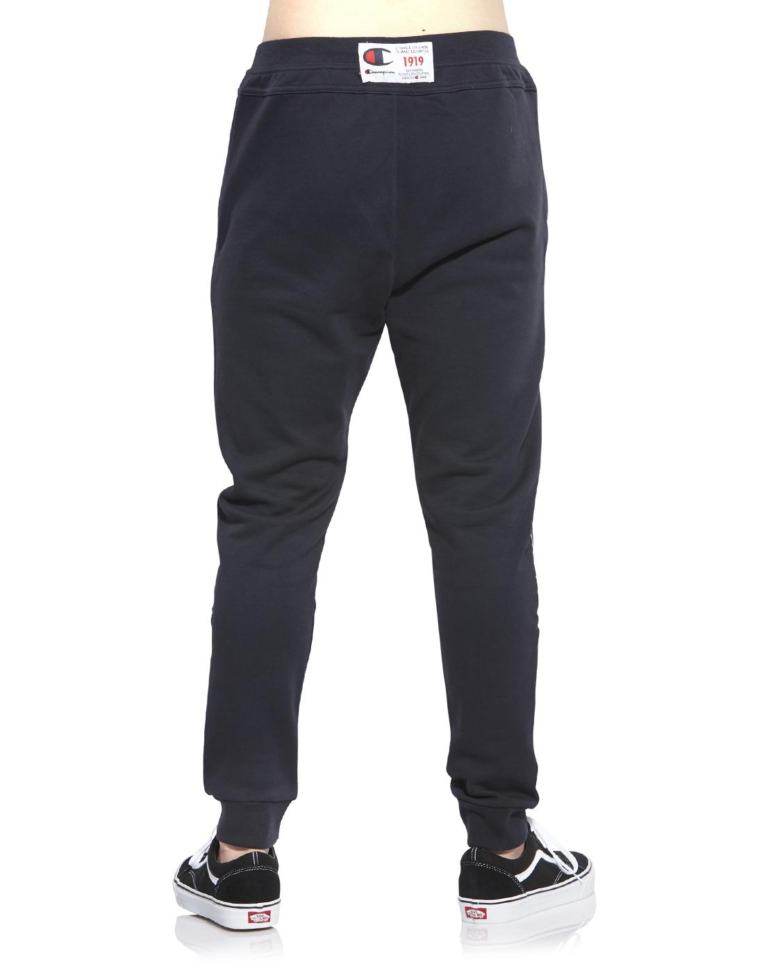 328946bdc97 Men s Navy Champion Tape Sweatpants