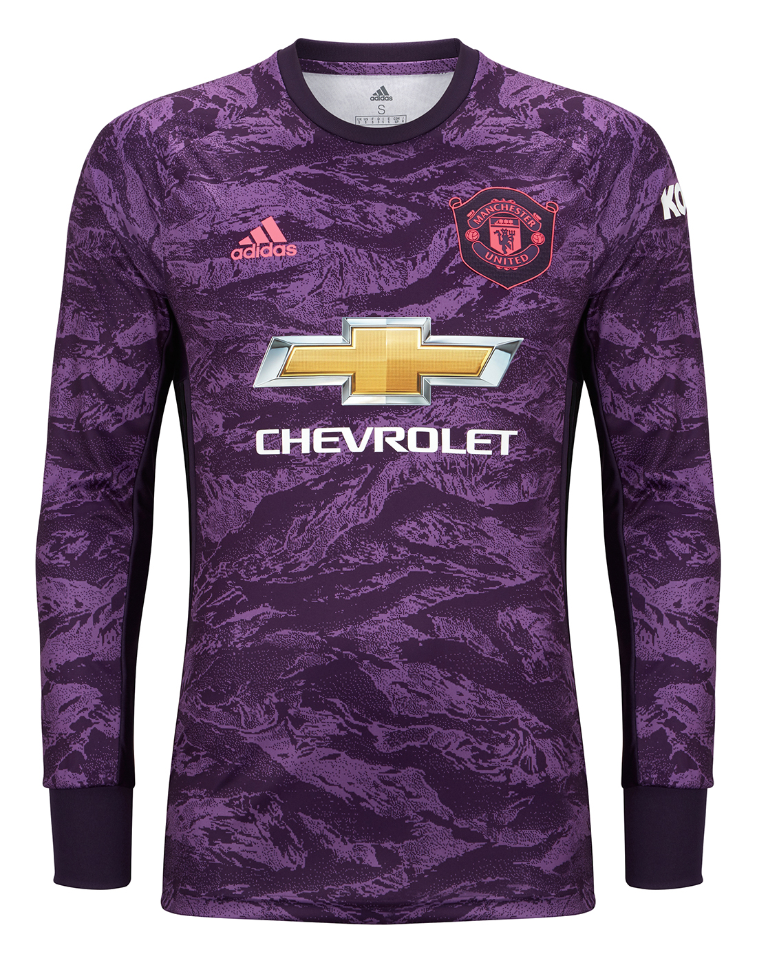 Kid S Man United 19 20 Goalkeeper Home Jersey Life Style Sports