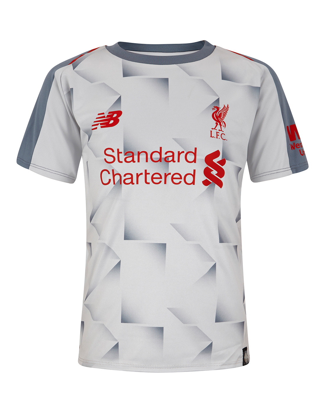 promo code 6ea96 c7e02 New Balance Kids Liverpool 18/19 Third Kit