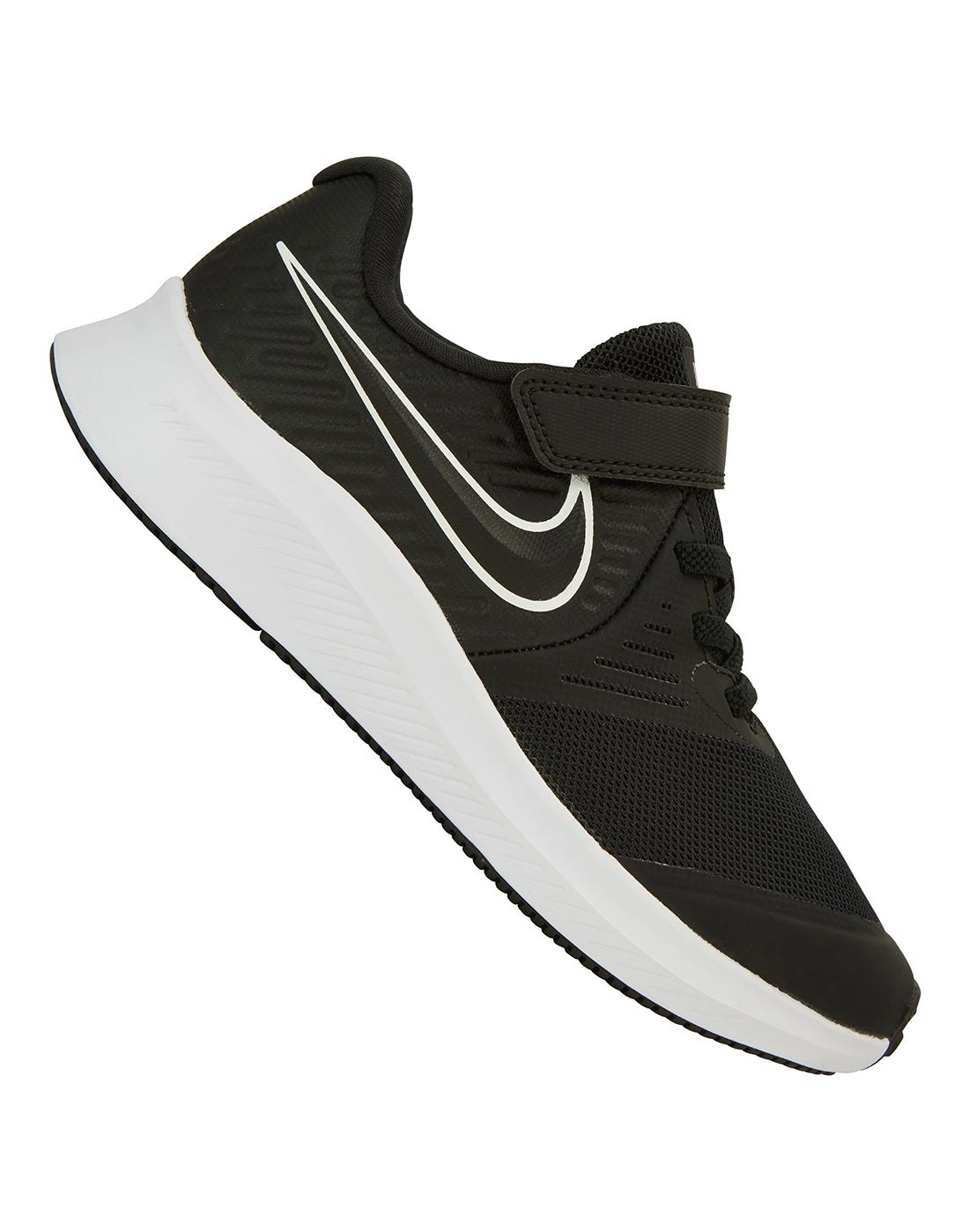 Nike Younger Kids Star Runner - Black