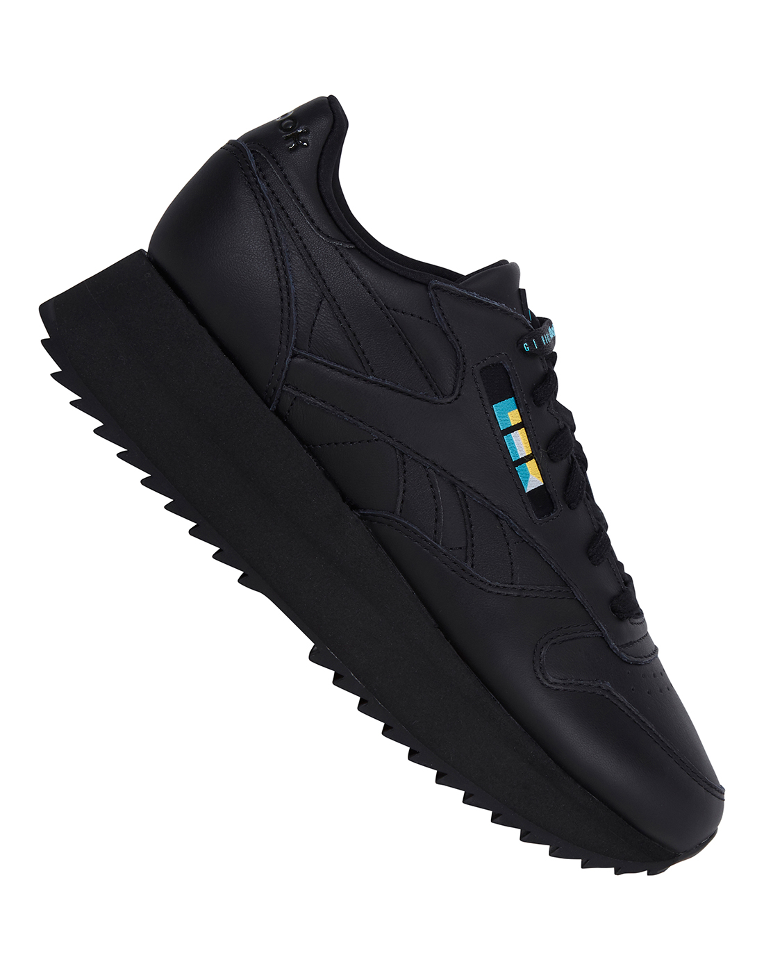 8ce4152d7a1 Black Reebok Gigi Hadid Classic Leather Double