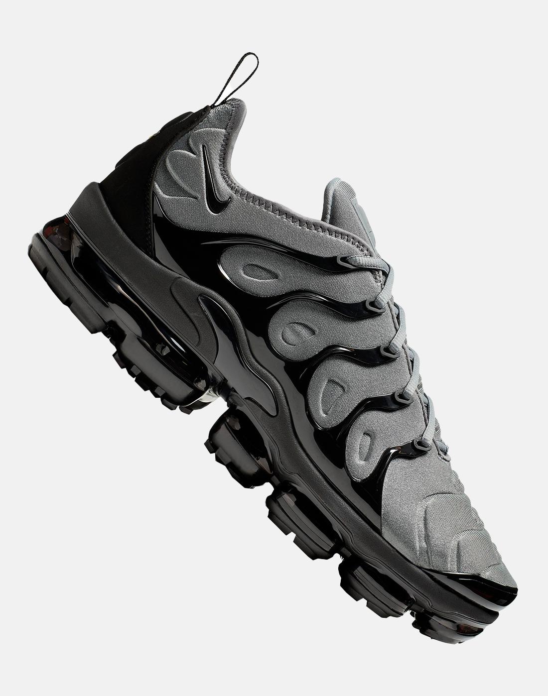 Nike Mens Air VaporMax Plus - Grey