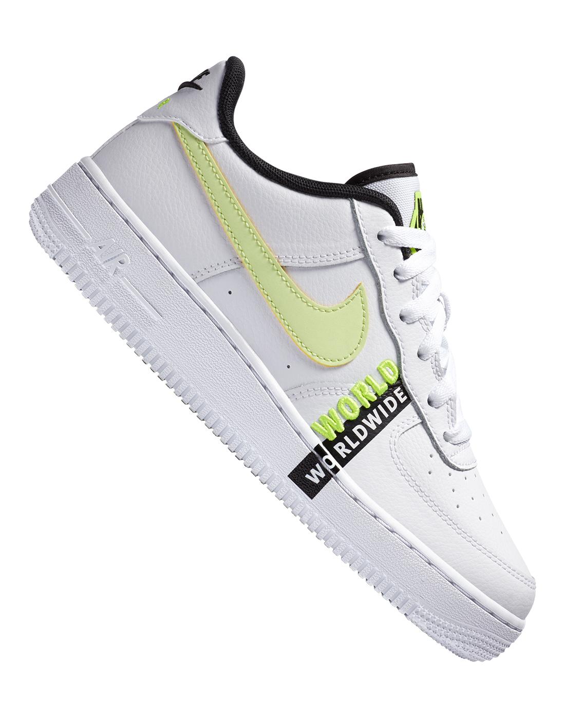 Nike Older Kids Air Force 1 LV8 - White