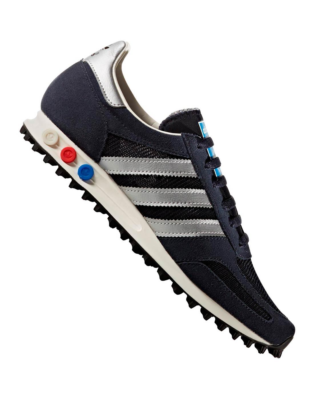adidas Originals Mens LA Trainer - Blue | Life Style Sports IE