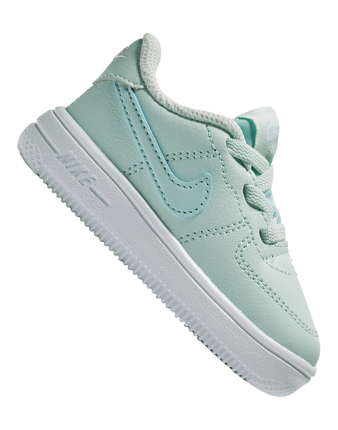 39068c0715413 Infant Boy s Green Nike Air Force 1