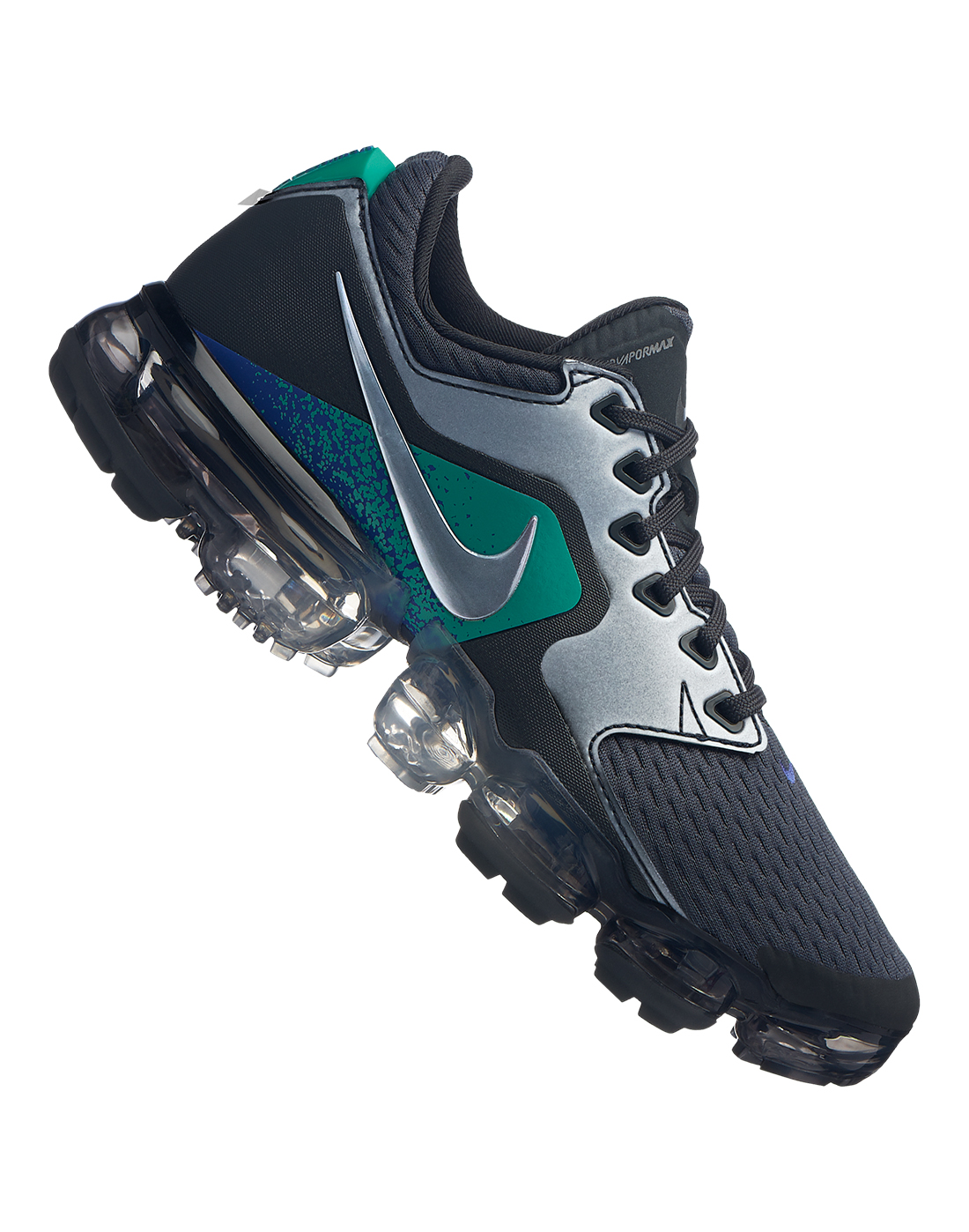 reliable reputation how to find 100% quality Boys Black & Green Nike Air VaporMax | Life Style Sports