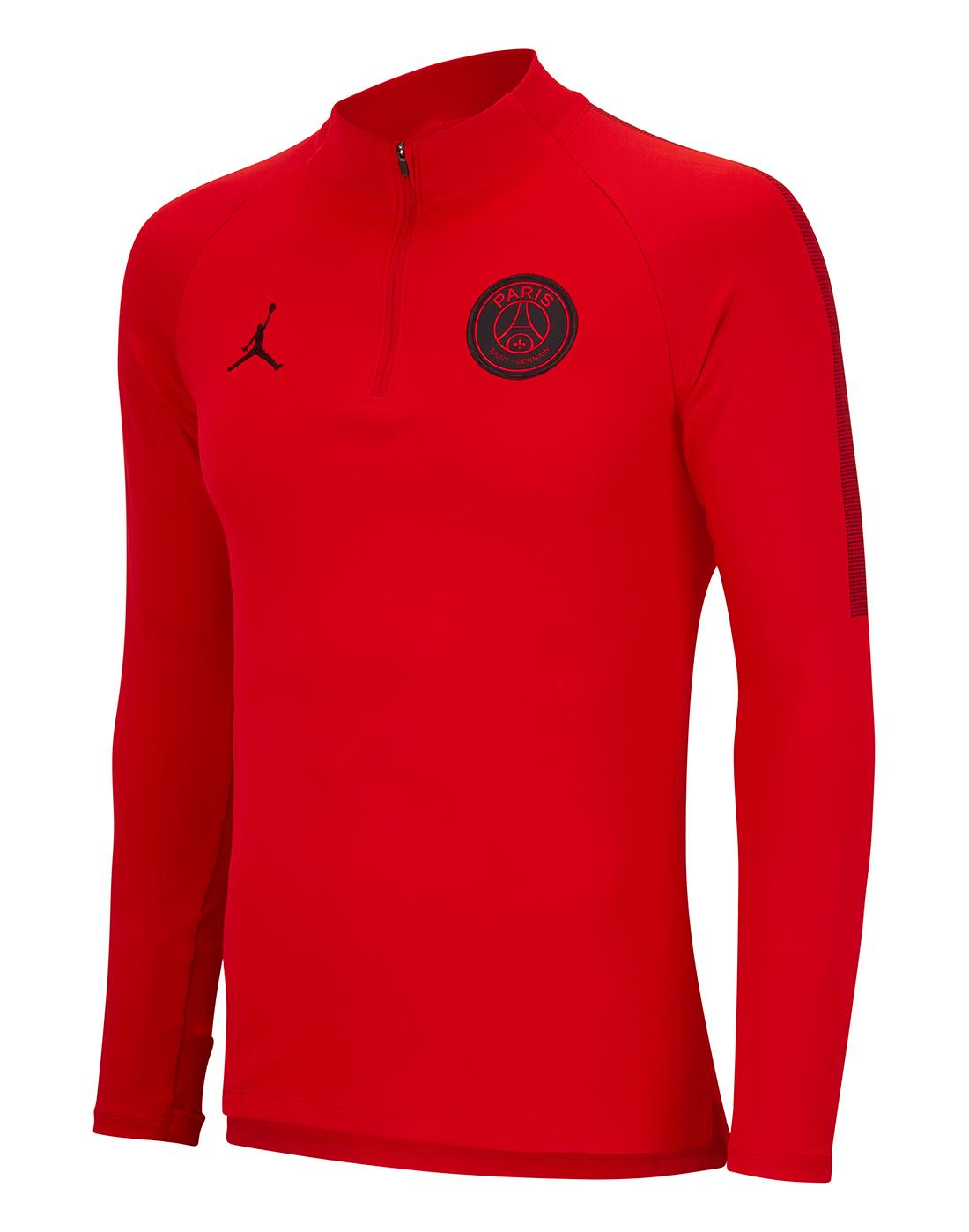 2e0942659 Nike Adult PSG Jordan Training 1/4 Zip | Life Style Sports