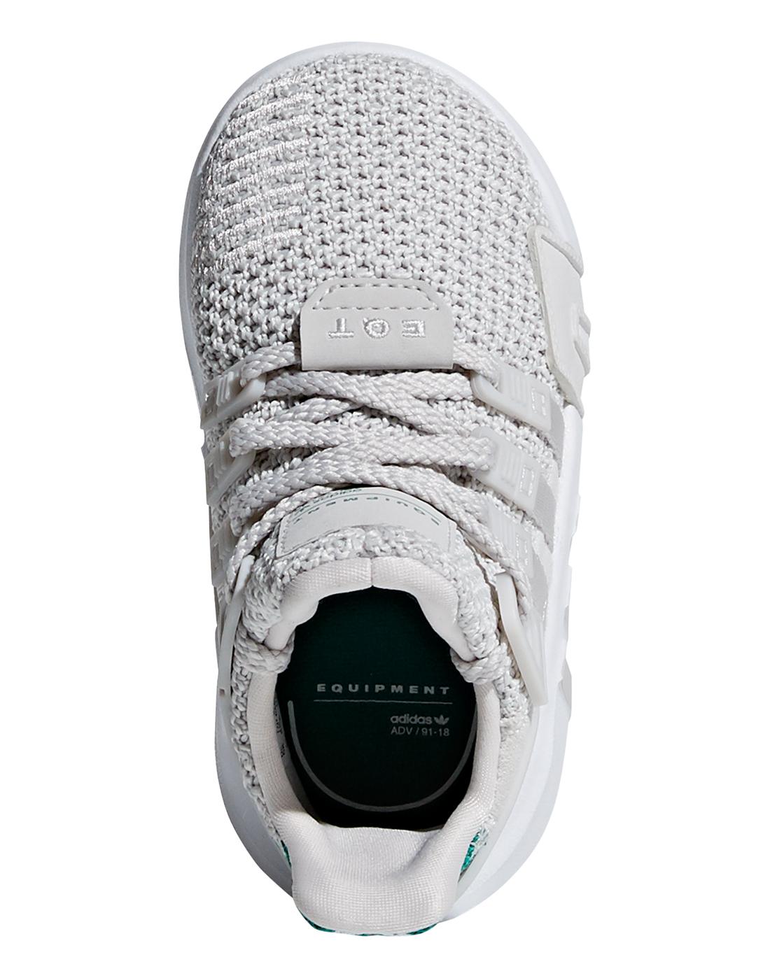 free shipping 327d7 9e24a Infant Kids adidas Originals EQT Trainer | Grey | Life Style ...