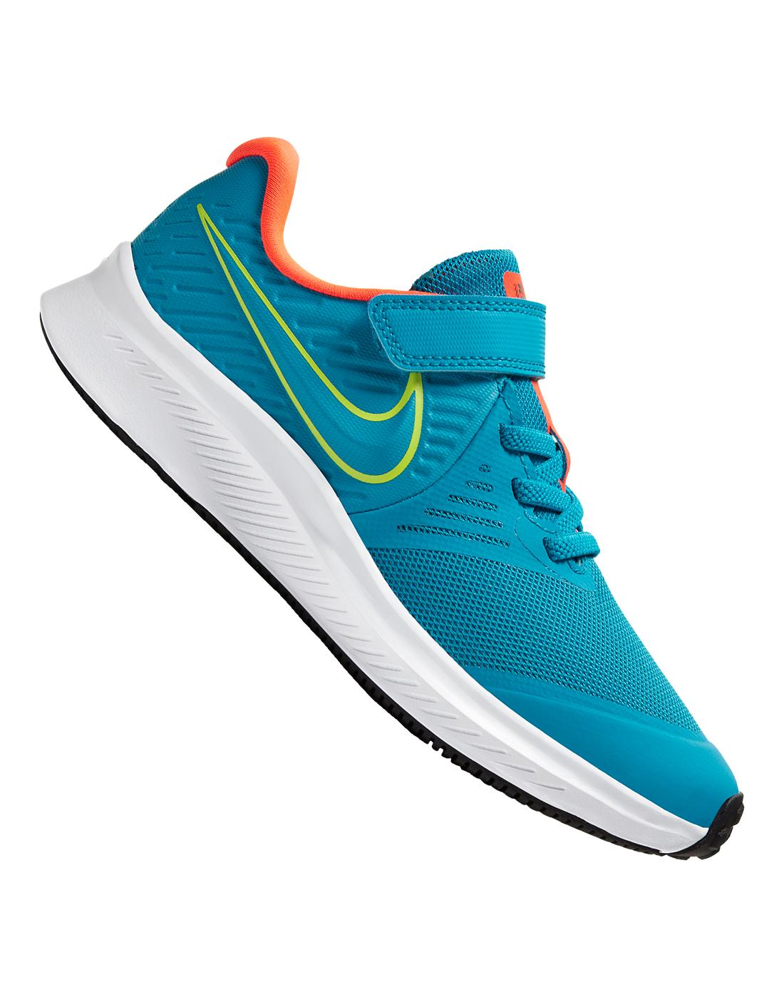 Nike Younger Boys Star Runner - Blue