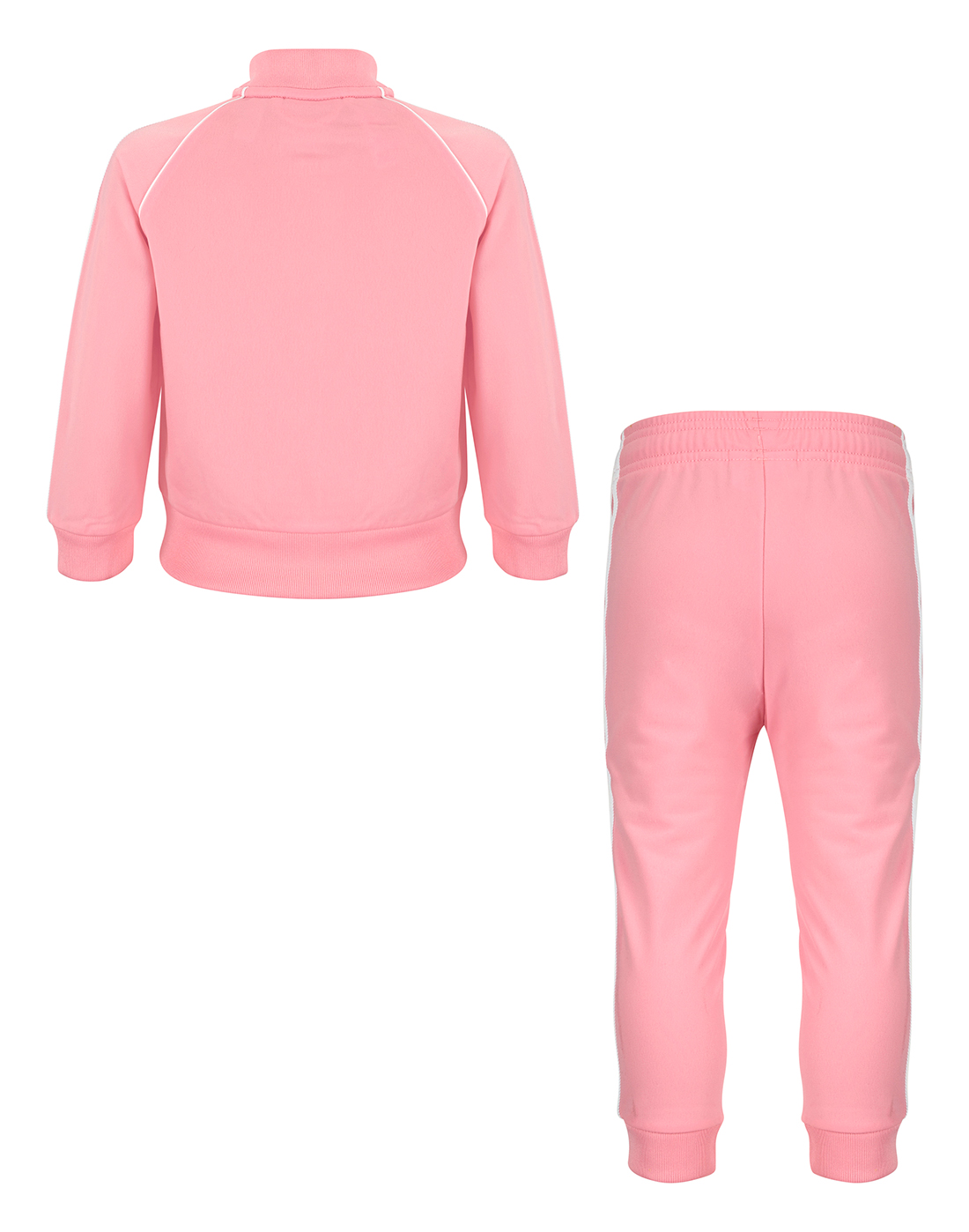 bb8e69ba Infant Girl's Pink adidas Originals Superstar Tracksuit | Life Style ...