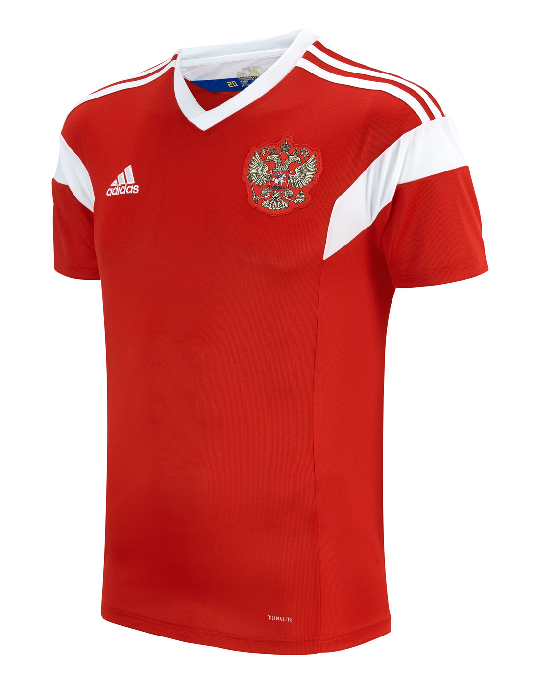 e6a8f25d7 Adult Russia WC18 Home Jersey · Adult Russia WC18 Home Jersey ...