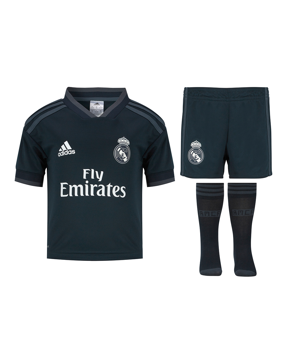 new product adf3a 7e27c Kids Real Madrid 18/19 Away Kit