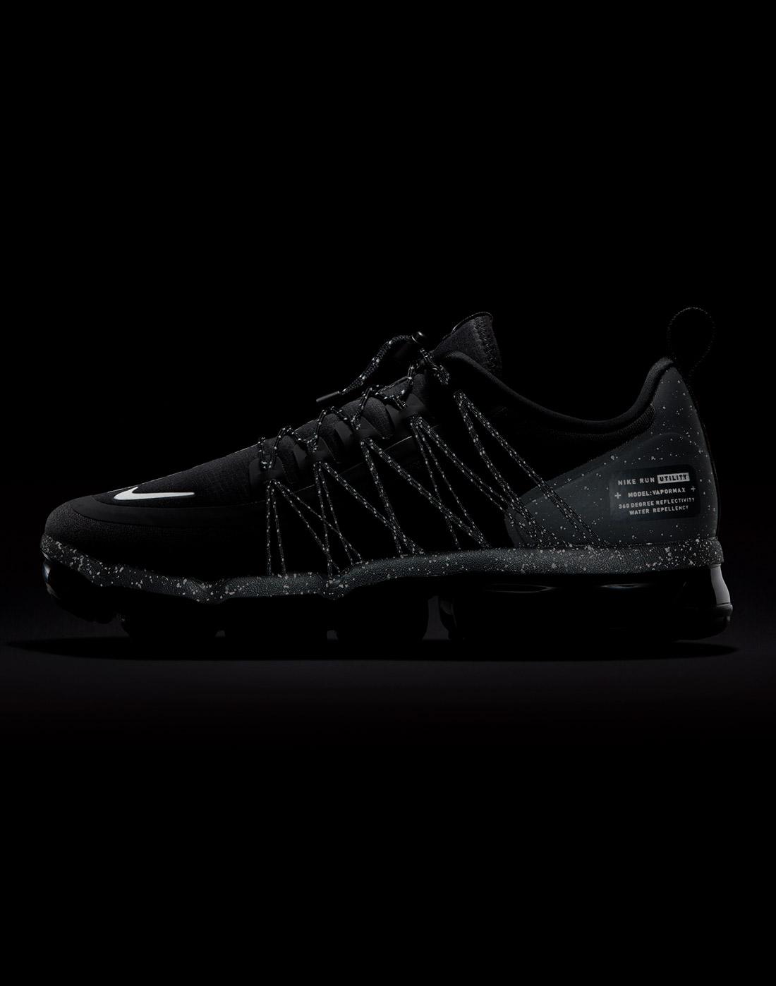 df0bfc3381c0 Men s Black Nike Air VaporMax Utility