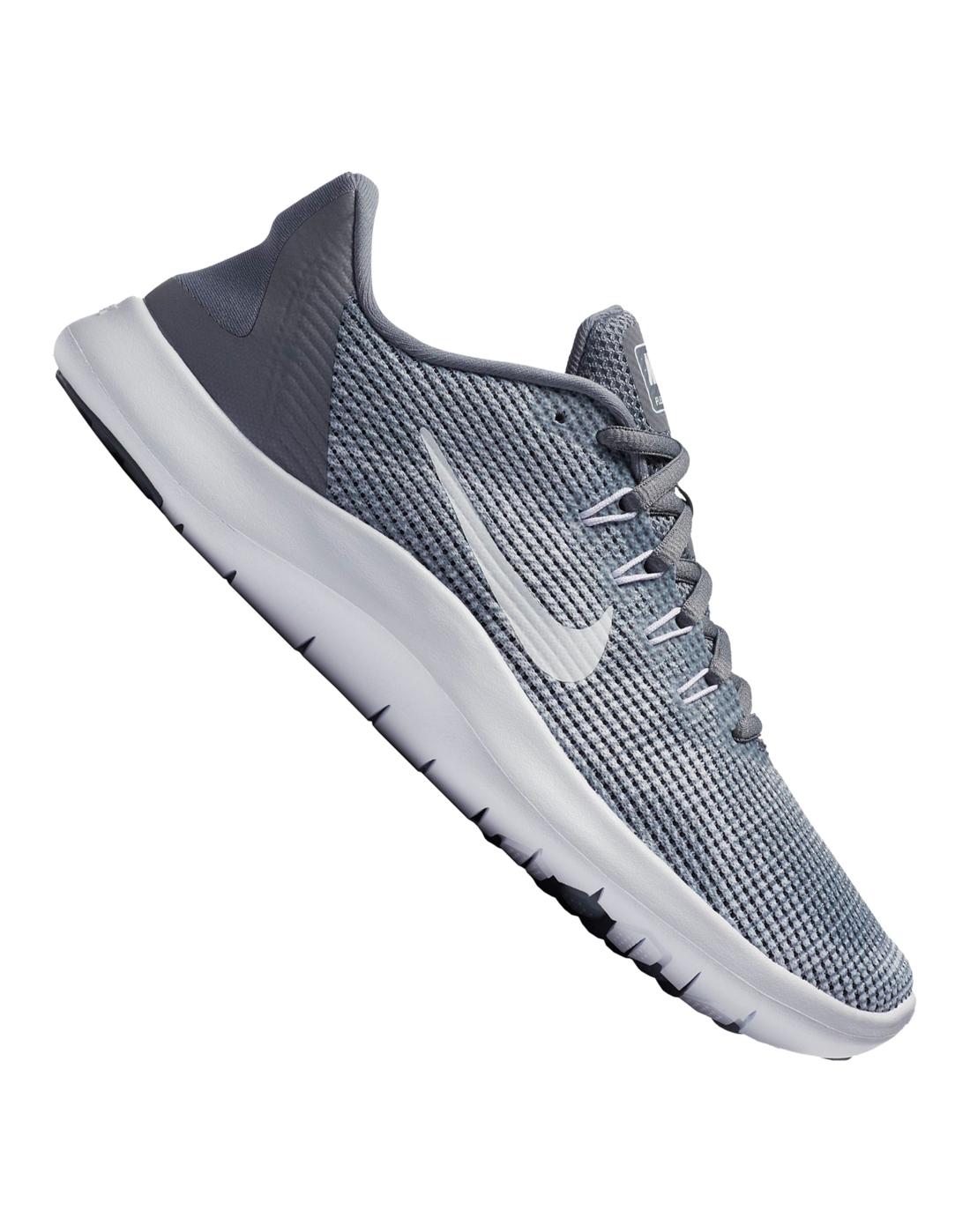 Nike Womens Flex RN 2018 | Grey | Life