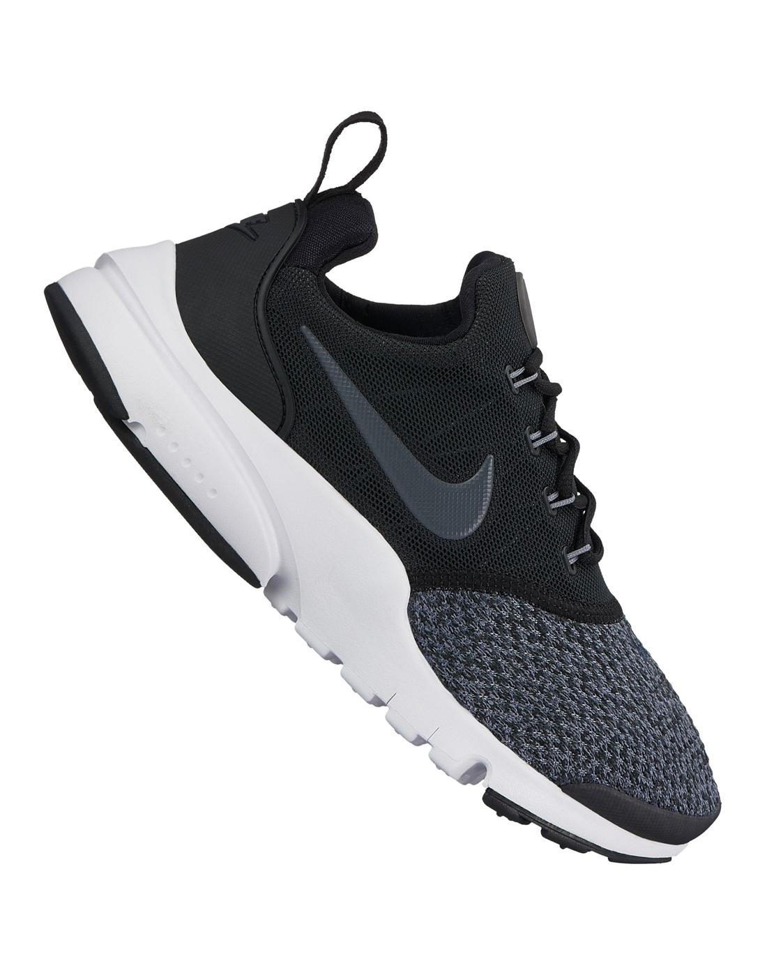 Nike Older Kids Presto Fly   Dark Grey