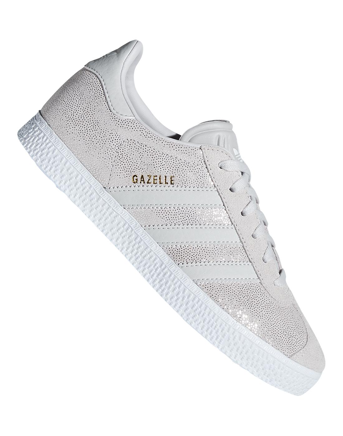 Girls Glitter Grey adidas Originals