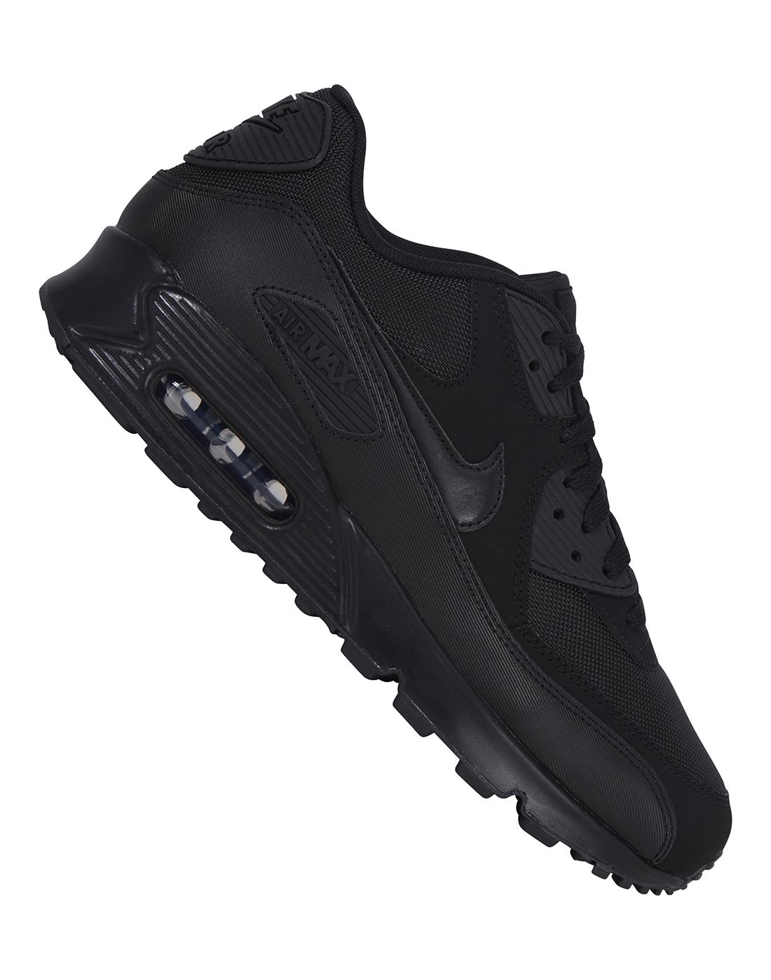 9ebd23cb2f Men's Nike Air Max 90 | Black | Life Style Sports