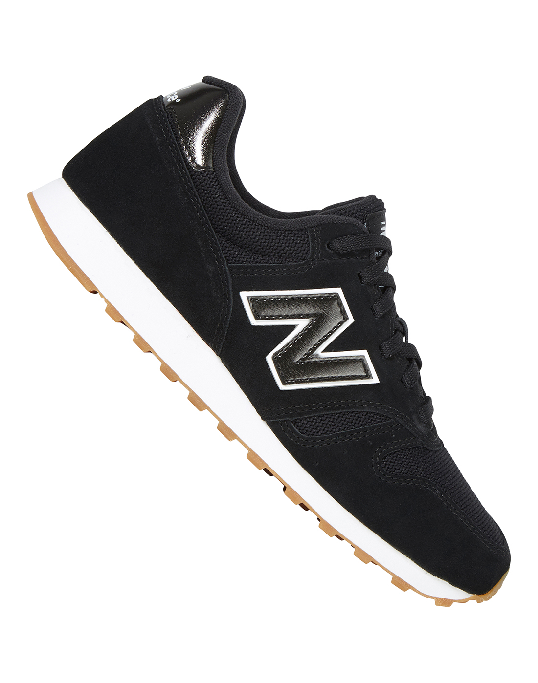 0a34bcc7143d9 Women's Black New Balance 373 Trainers | Life Style Sports
