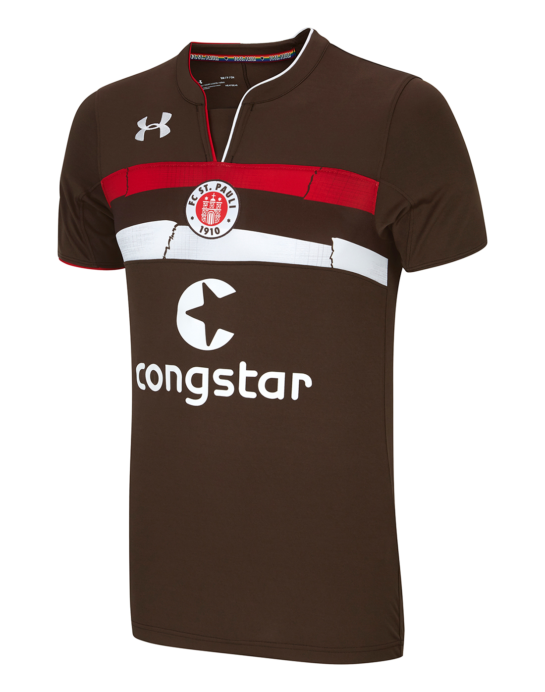 870b65a3e4b Under Armour Adults St Pauli Home 2018/19 Jersey | Life Style Sports