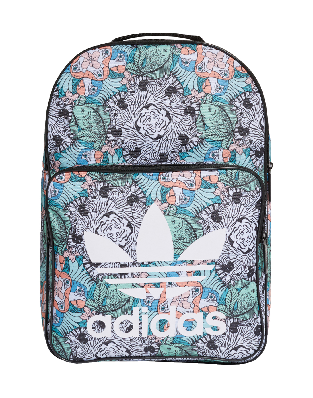 49aa796cb4 adidas Originals. Animal Print Backpack. Animal Print Backpack · Animal  Print Backpack