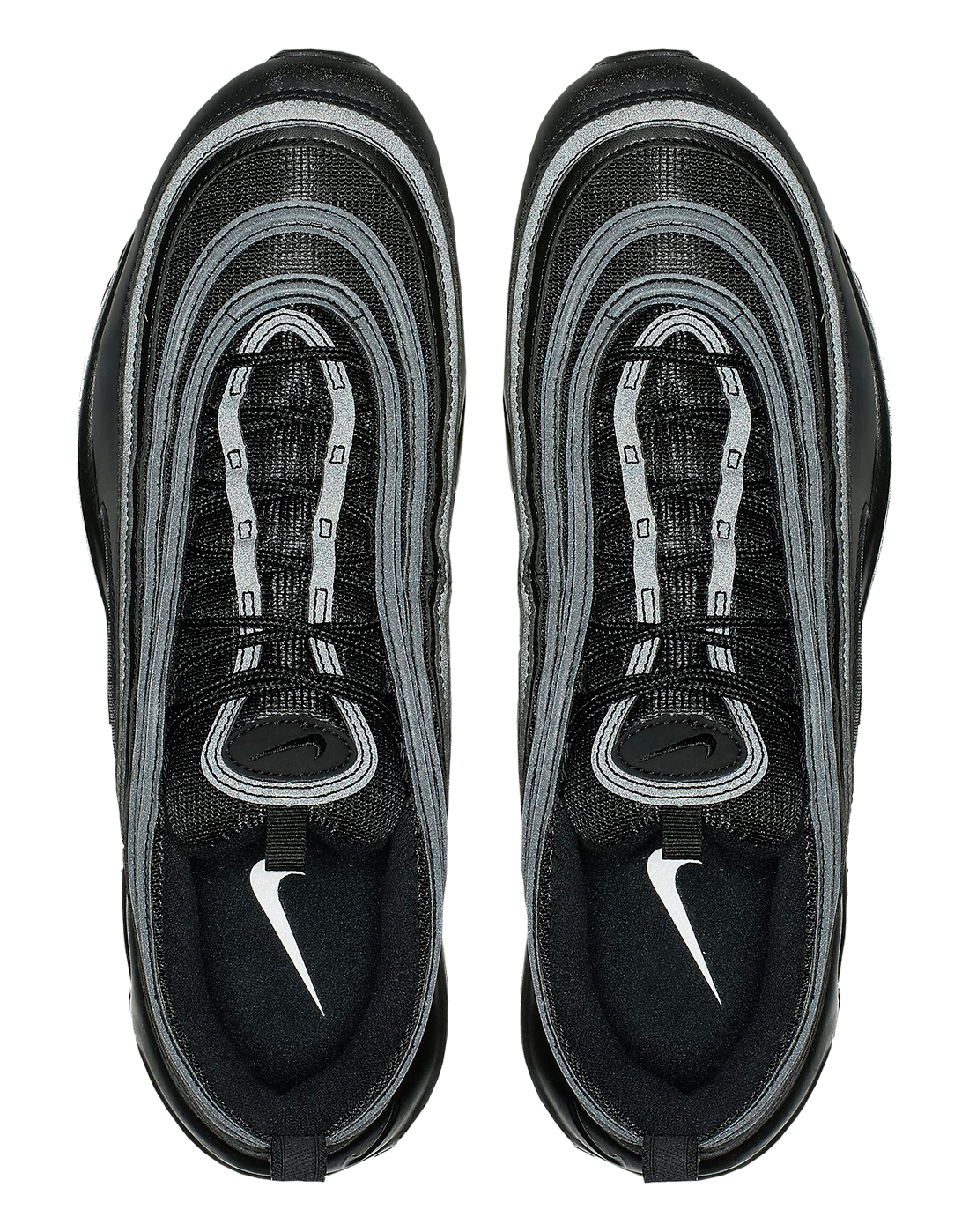 1c897ca019e7 Men s Triple Black Nike Air Max 97