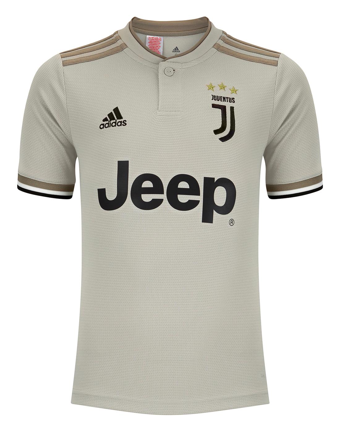 291048aaec5 Kids Juventus 18 19 Away Jersey ...