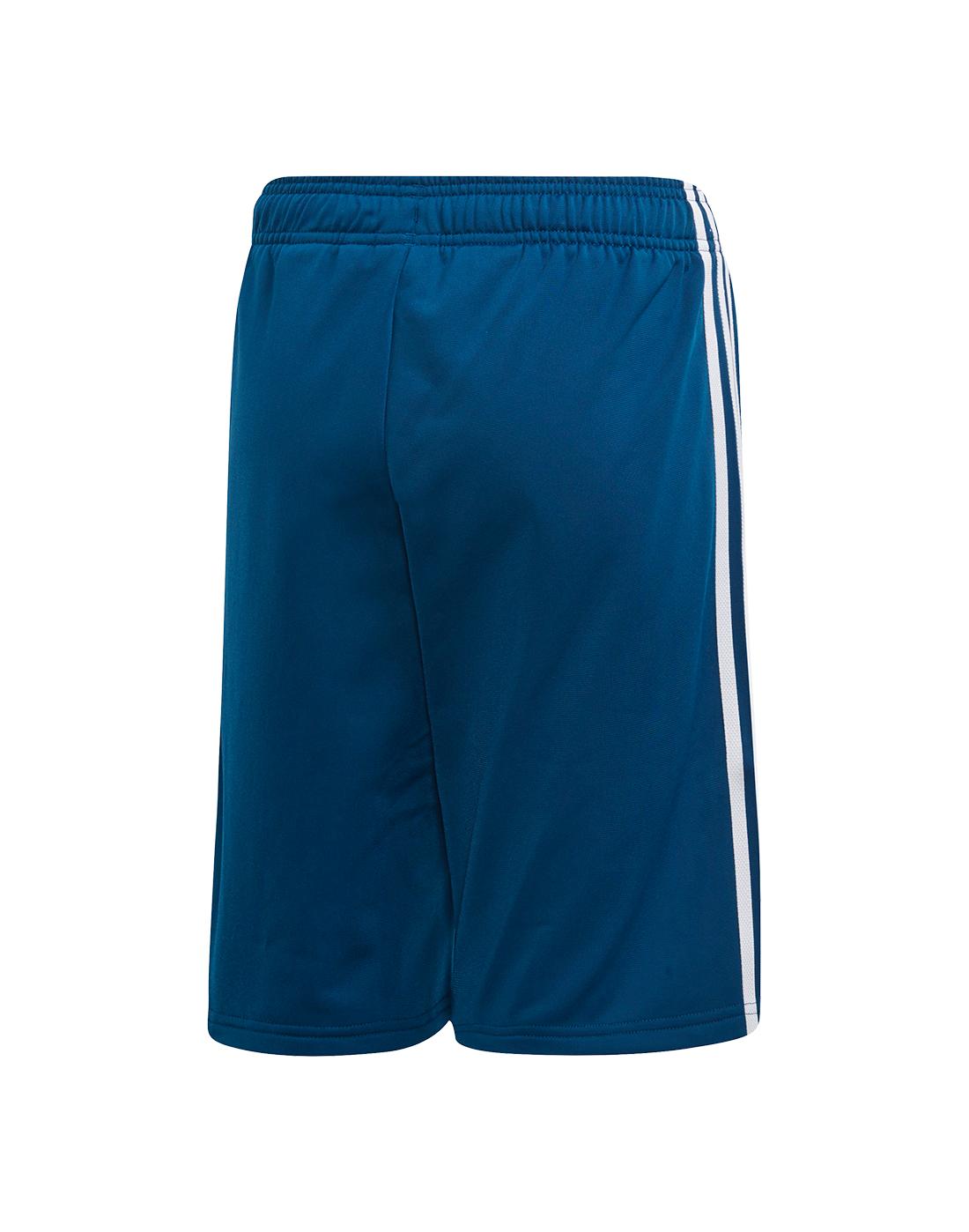 e6afbfcce8 adidas Originals Older Boys Trefoil 3-Stripe Shorts | Life Style Sports