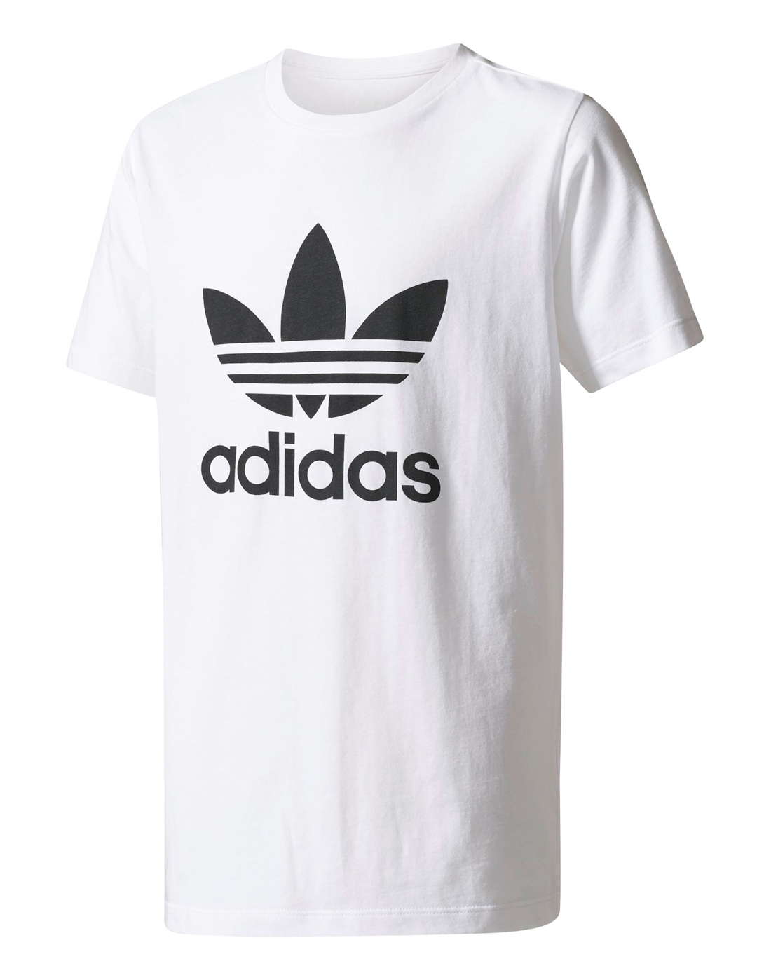 462b3c2f58d26 adidas Originals Older Girls Originals Trefoil T-Shirt | Life Style ...