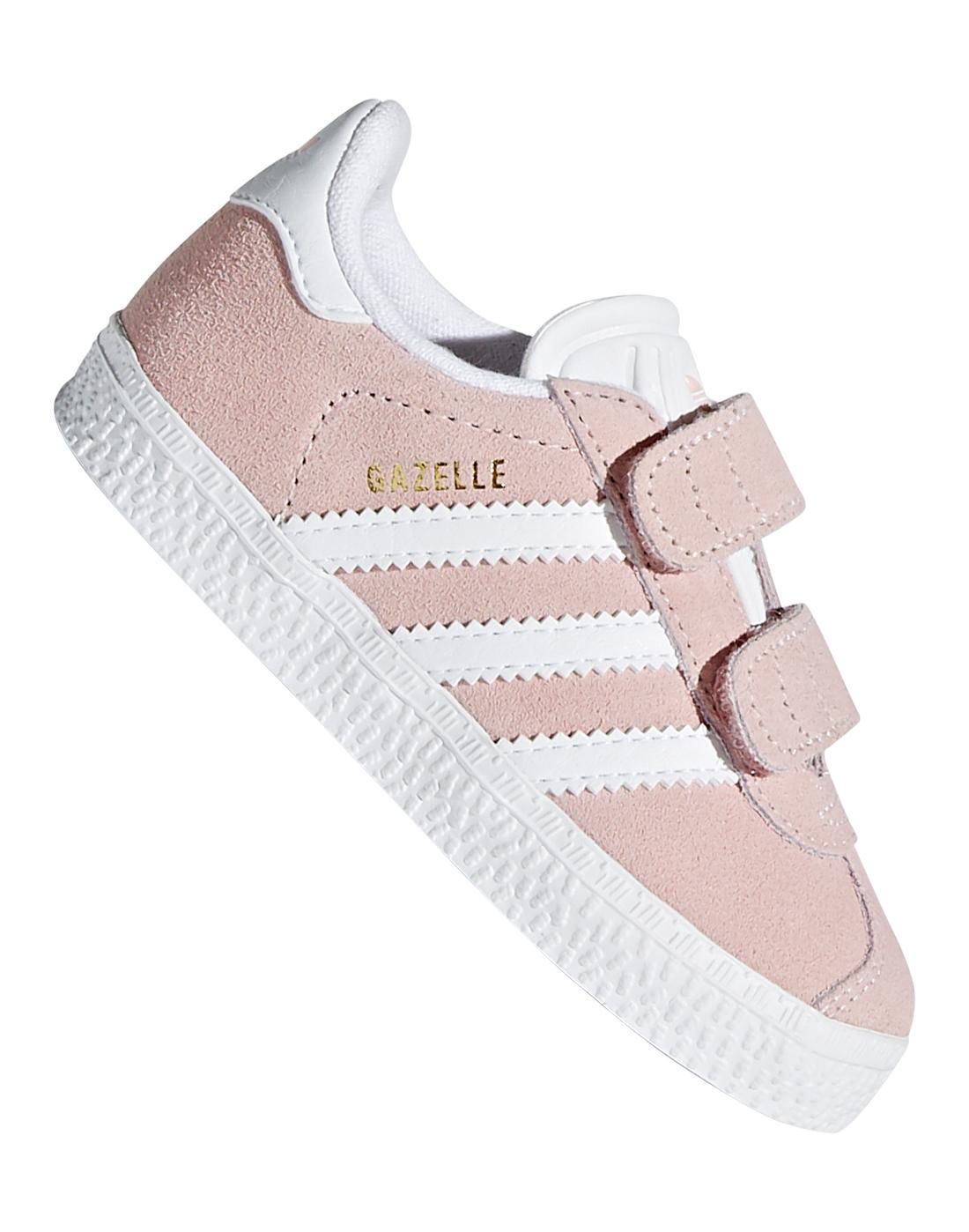 81636e55ff48be adidas Originals. Infant Girls Gazelle. Infant Girls Gazelle ...